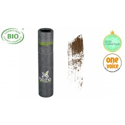 Boho Mascara naturel 02 marron Bio 6ml