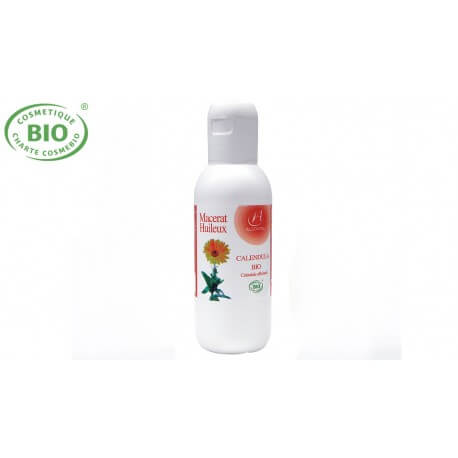 Macérat huileux de calendula Bio 125ml Algovital
