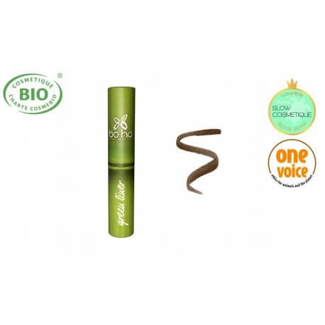Boho Green liner Marron certifié bio 3 ml