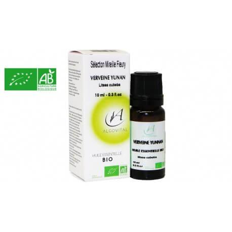 huile essentielle de verveine bio 10ml