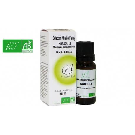 huile essentielle de niaouli bio 10ml