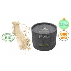 Green mineral bio beige clair 01 Boho