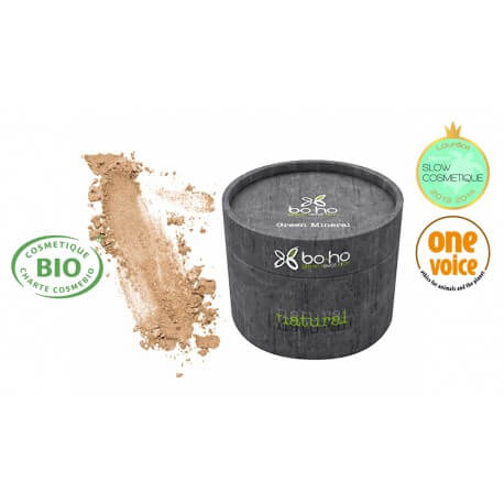 Green mineral bio beige 02 Boho