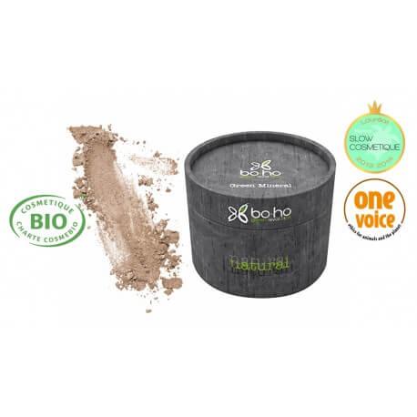 Green mineral bio beige halé 03 Boho