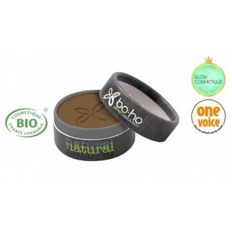 Ombre à paupières nacré bio 205 chocolat boho