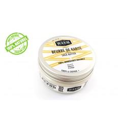 Beurre de karité WAAM 100% pure et végétale 100ml