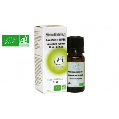 Huile essentielle bio Lavandin super AB 10ml Algovital
