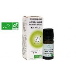 Huile essentielle bio Cannelle Écorce AB 5ml Algovital