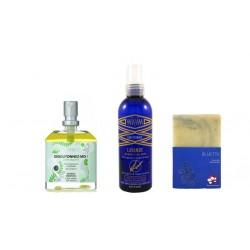 Savon Bluette Pachamamai peau grasse ou acnéique 100g