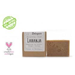 Shampooing solide LARANJA Solséquia 55g