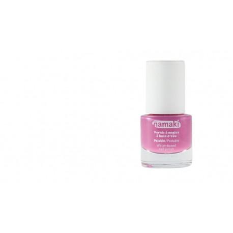 Namaki Vernis a ongles pelable à base d'eau Rose