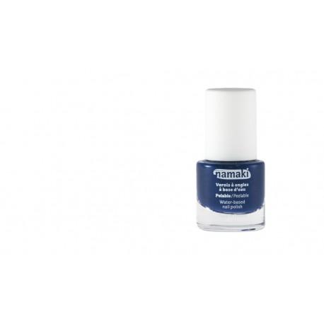 Namaki Vernis a ongles pelable à base d'eau Bleu Nuit