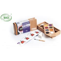 Kit 8 couleurs Enfants Le Monde des Horreurs Namaki