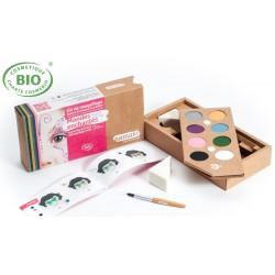 Kit 8 couleurs Enfants Monde Enchantés Namaki