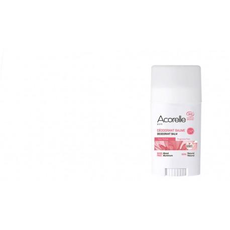 Déodorant stick Acorelle sans parfum 40g