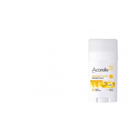Déodorant stick bio Acorelle Ylang et Palmarosa 40g