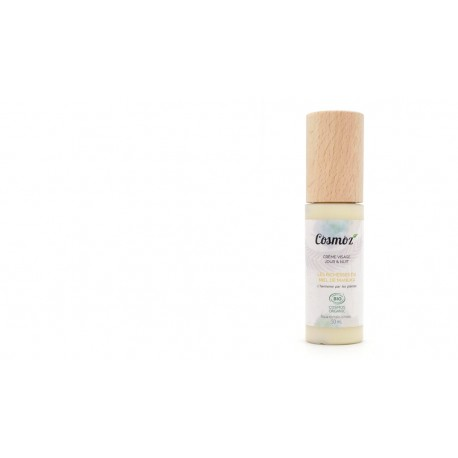 Crème visage au miel de manuka Cosmoz 50ml