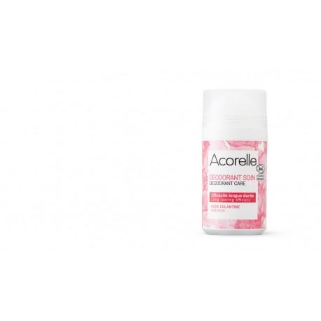 Déodorant Roll On BIO Rose Eglantine 50ml Acorelle