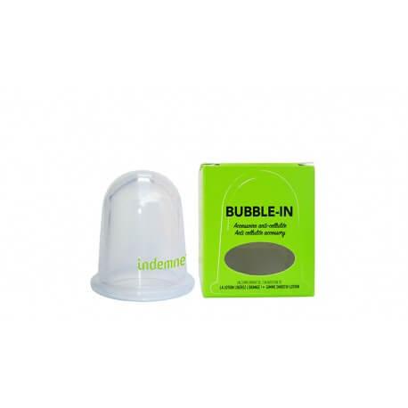 Bubble-in, ventouse de massage anti cellulité