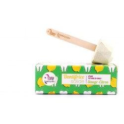 Dentifrice solide sauge citron Lamazuna 17g