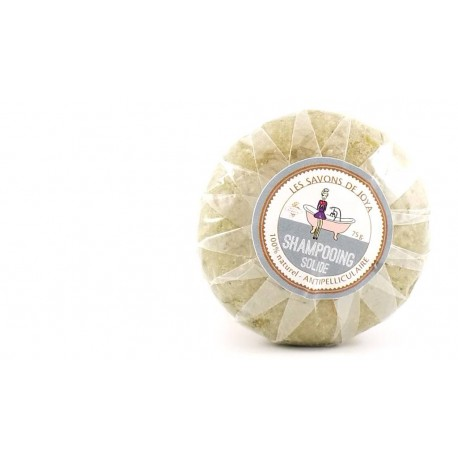 Shampoing antipelliculaire Les savons de Joya 70g