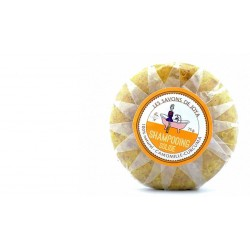 Shampoing camomille curcuma Les savons de Joya 70g