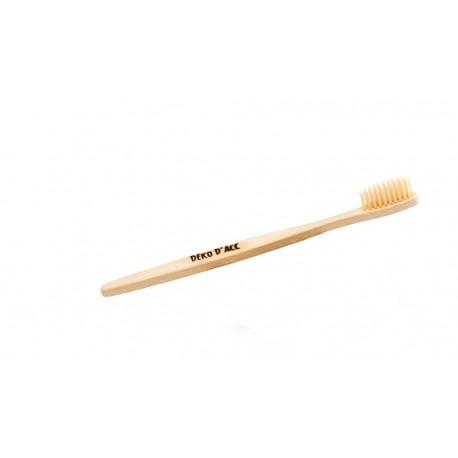 Brosse à dent Bambou biodégradable Déko d'Acc