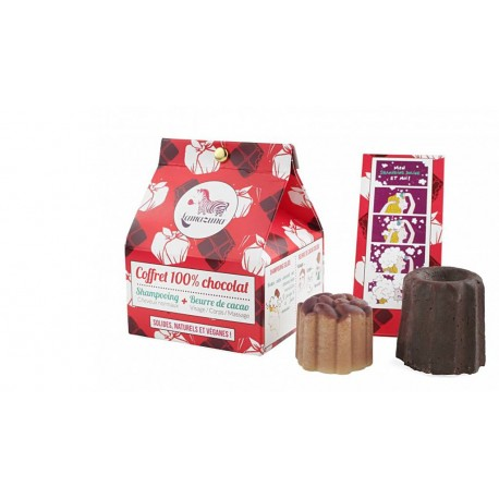 Coffret Zero 100% chocolat Lamazuna