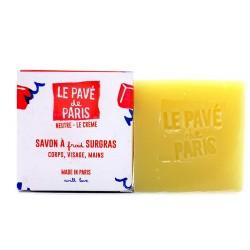 Savon à froid Atelier Populaire Le Pavé de Paris Neutre 150g