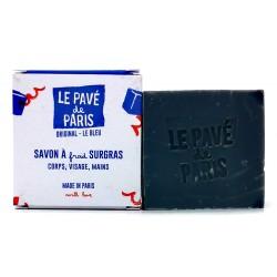 Savon à froid Atelier Populaire Le Pavé de Paris Original Le bleu 150g