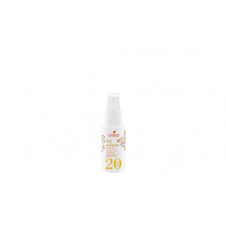Spray solaire Bio spf 20 UVBIO 50ml