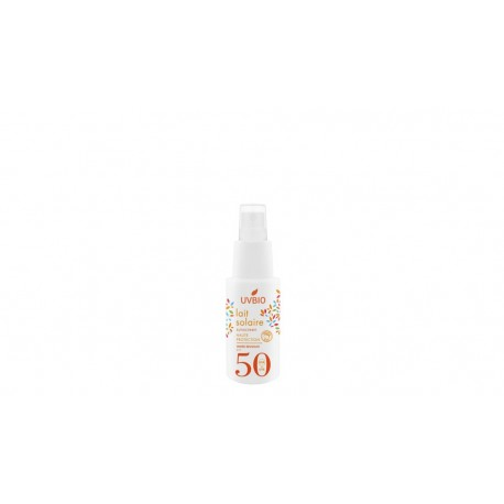 Spray haute protection solaire kidsbio spf 50 UVBIO 50ml