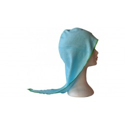 Turban sèche cheveux Fibao