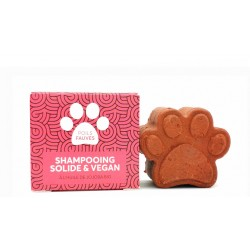 Shampoing solide poils fauve PEPET'S pour animaux