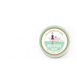 Dentifrice solide à la menthe les savons de Joya 40g
