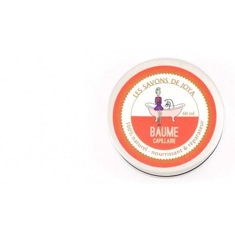 Baume capillaire nourrissant reparateur Les savons de Joya
