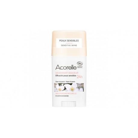 Déodorant douceur coeur de jasmin bio 45g