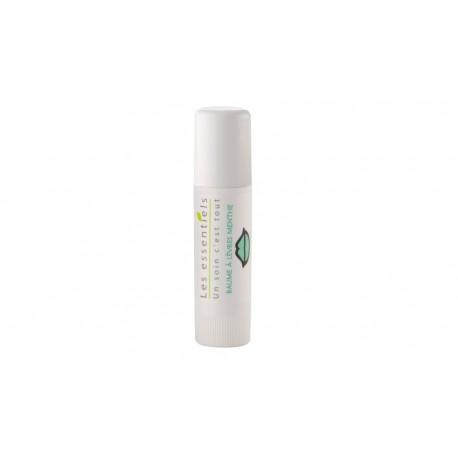 Baume à lèvre bio menthe fraîche les essentiels 5ml