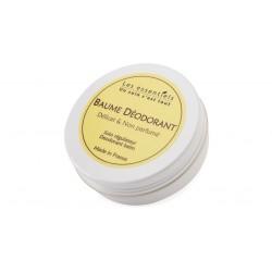 Baume déodorant Non parfumé les essentiels 60ml