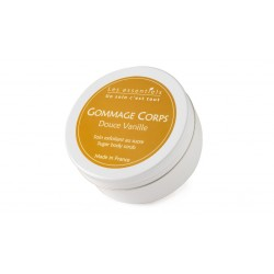 Gommage corps douce Vanille les essentiels 200ml