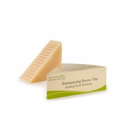 Shampoing solide Bonne tête Les essentiels 150g