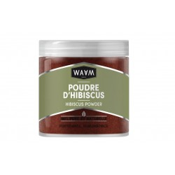 Poudre d'Hibiscus WAAM 200g