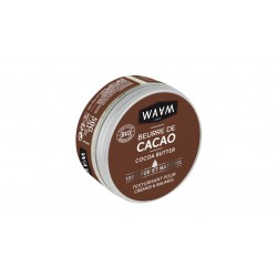 Beurre de cacao en pastille WAAM 50g