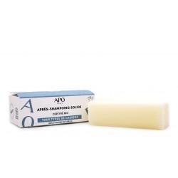 Apres Shampoing solide APO tous types de cheveux 50g