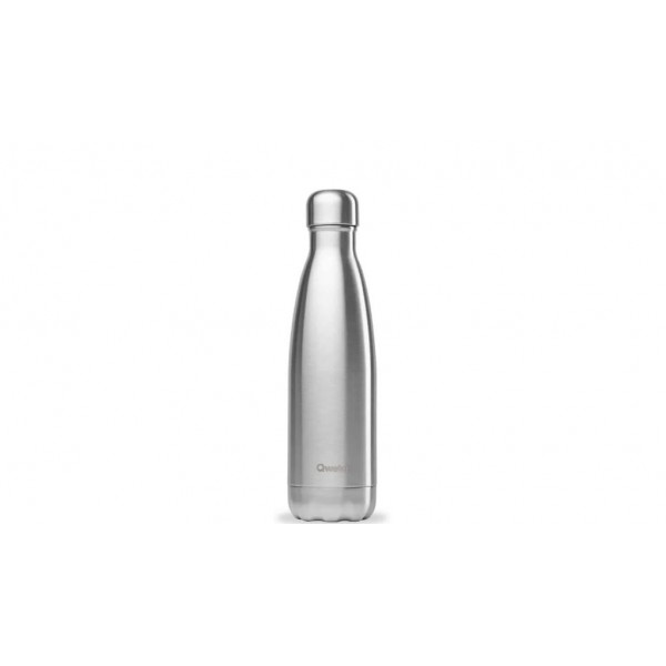 Bouteille isotherme chaud froid Originals Inox qwtech 500ml