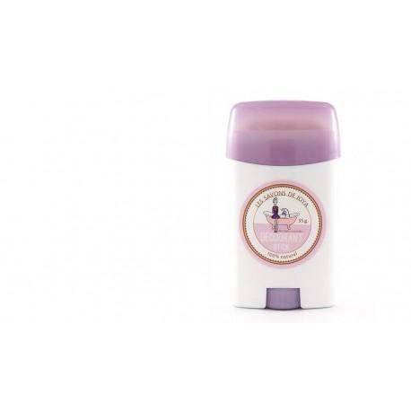 Déodorant en stick rechargeable sans huiles essentielles Les savons de Joya 55g
