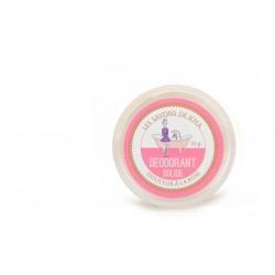 Déodorant solide en boîte douceur à la rose Les savons de Joya 35g