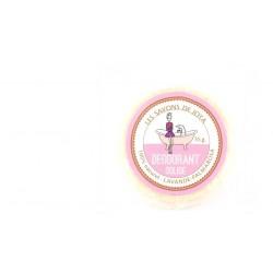 Recharge déodorant solide Lavande et palmarosa Les savons de Joya 35g