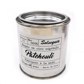 Bougie Patchouli Solséquia 150ml