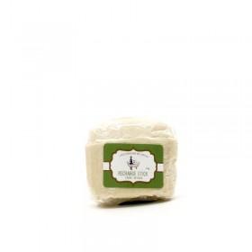 Recharge déodorant en stick format mini rechargeable cèdre vétiver Les savons de Joya 25g
